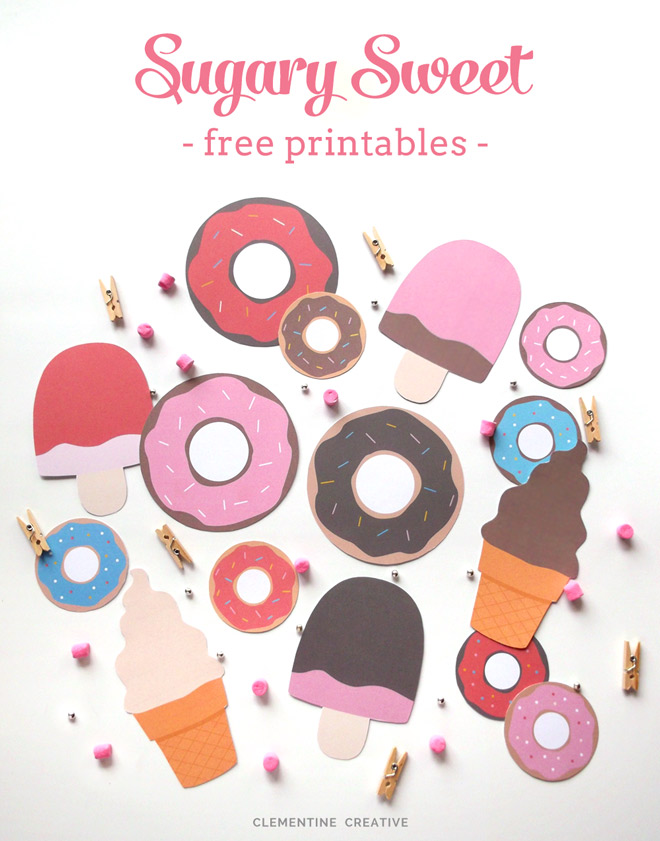 free-printable-ice-cream-and-donuts