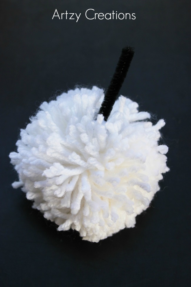 Pom Pom Sheep-Artzy Creations 4