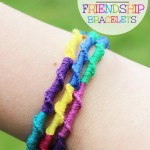 Chinese Ladder Friendship Bracelets