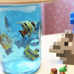 DIY Mason Jar Aquarium Lamp