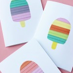 DIY Popsicle Cards