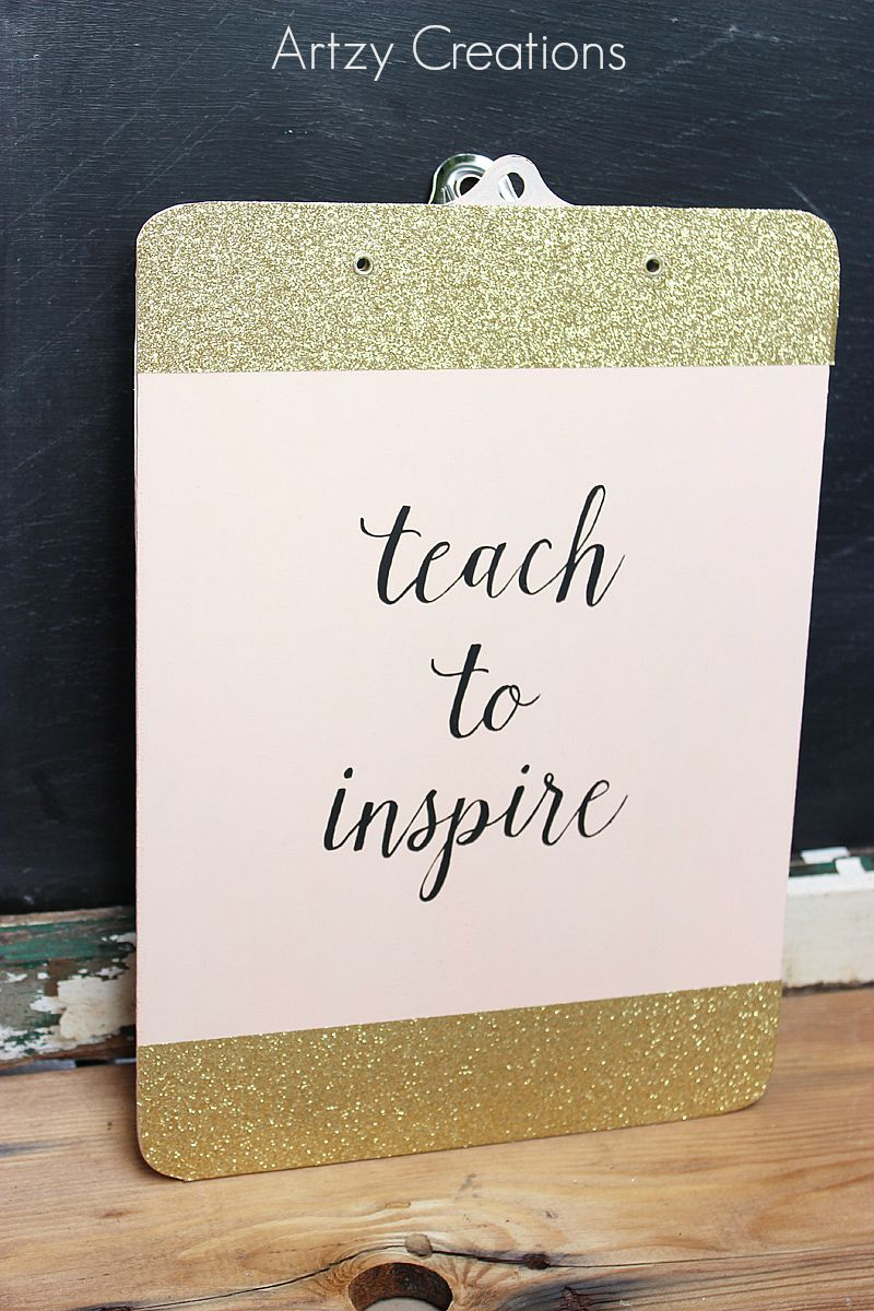Back-to-School-Teacher-Clipboard-Artzy Creations 1c