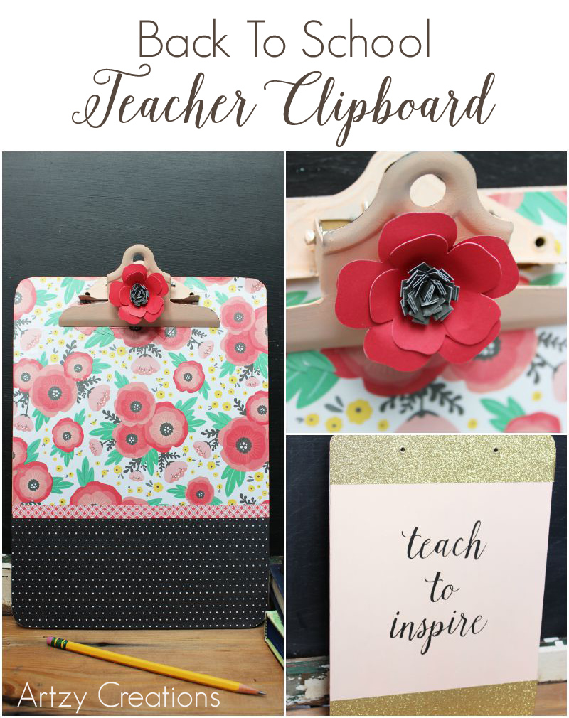 Back-to-School-Teacher-Clipboard-Artzy Creations 4