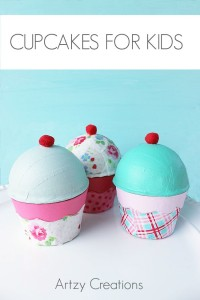Cupcakes-For-Kids-Artzy Creations