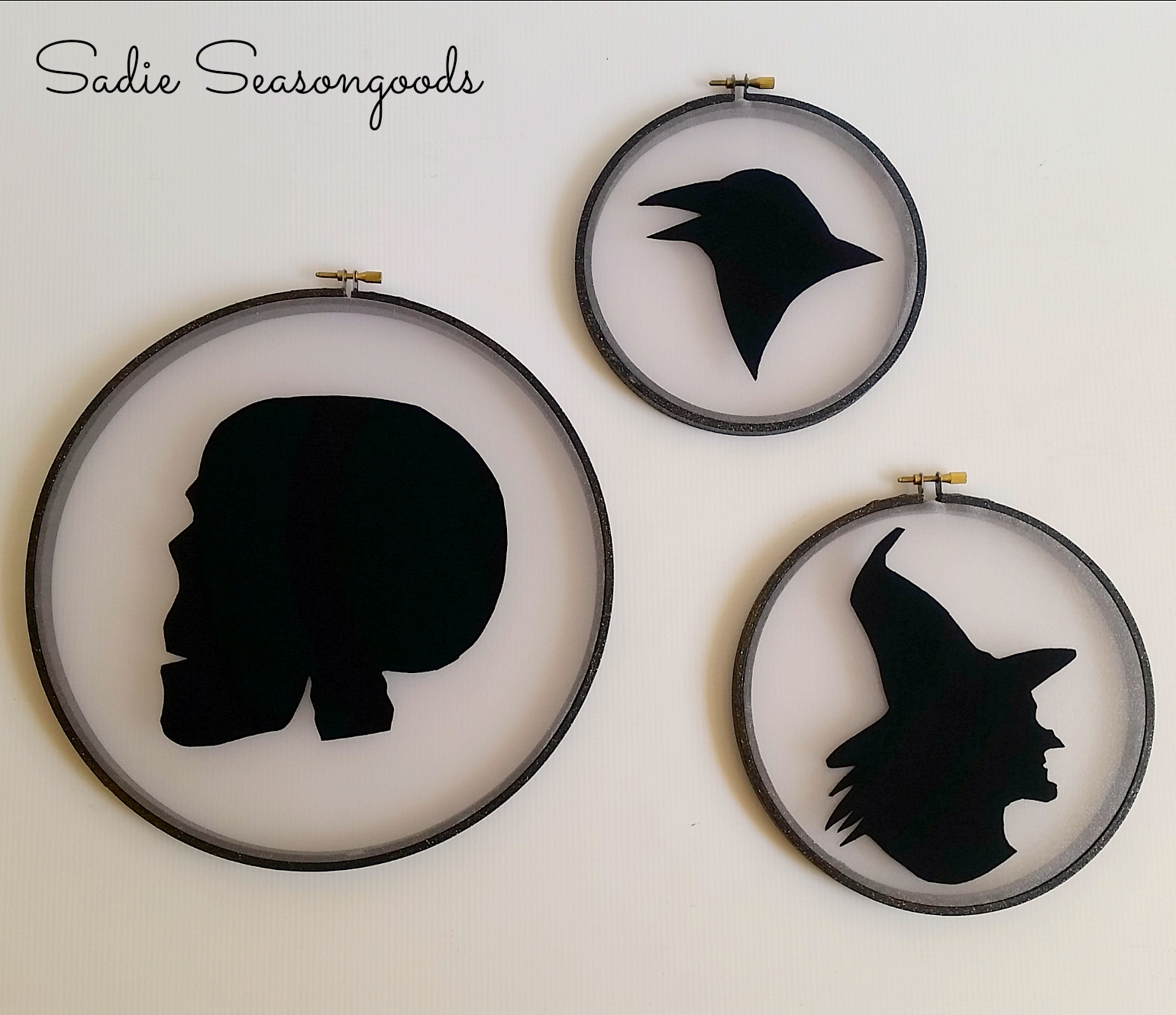 9_Halloween_silhouettes_DIY_upcycle_craft_by_Sadie_Seasongoods