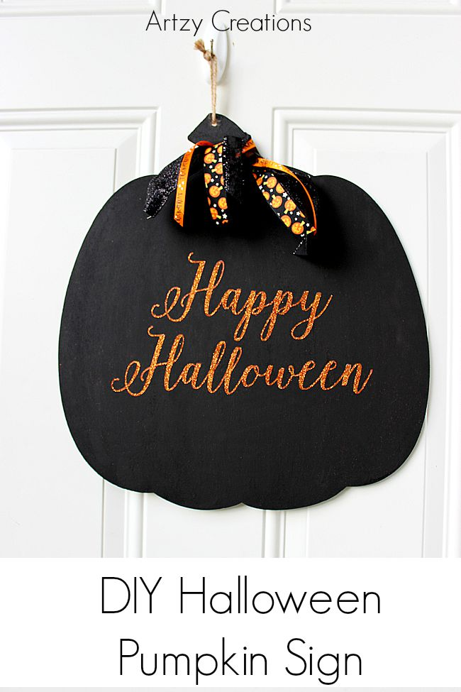 Happy-Halloween-Pumpkin-Artzy Creations 1