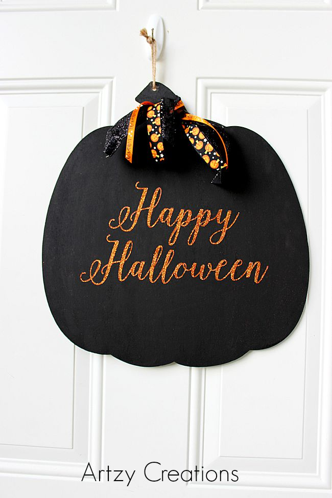 Happy-Halloween-Pumpkin-Artzy Creations 2