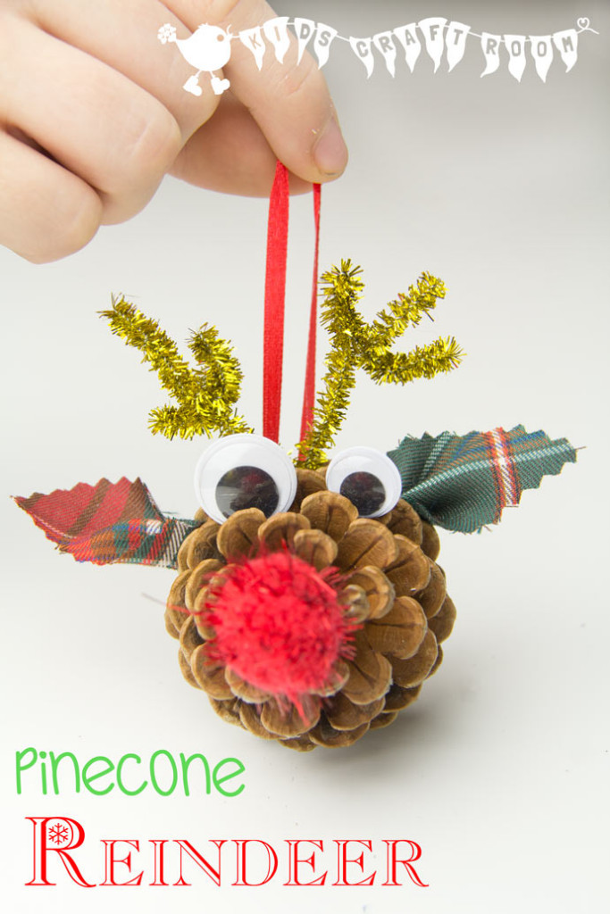 Cork Wreath Ornament