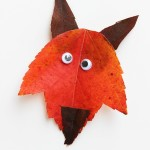 Fox Leaf Art
