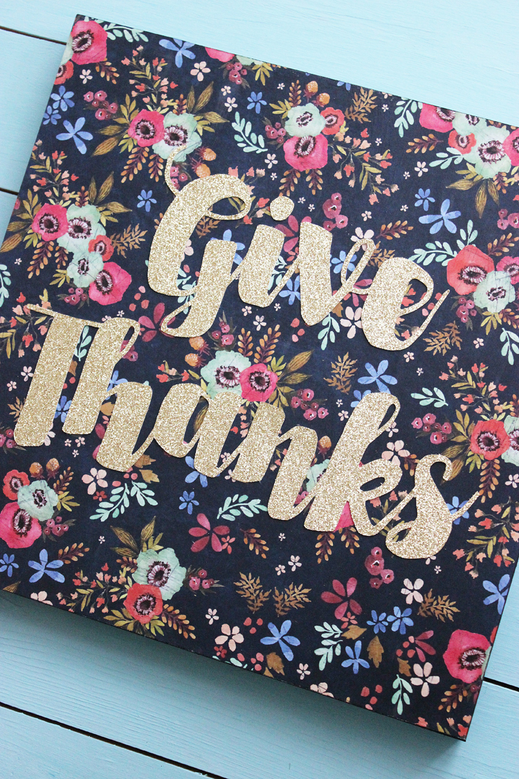 Give-Thanks-Sign-With-Free-Cut-File-Artzy Creations 4