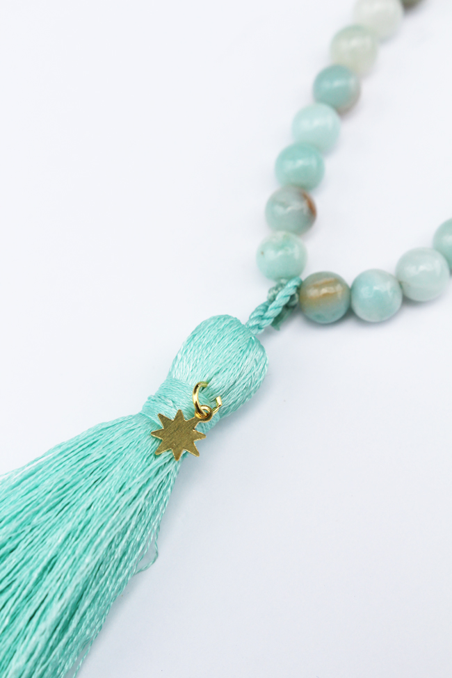 DIY_Tassel_Necklace_Artzy Creations 4