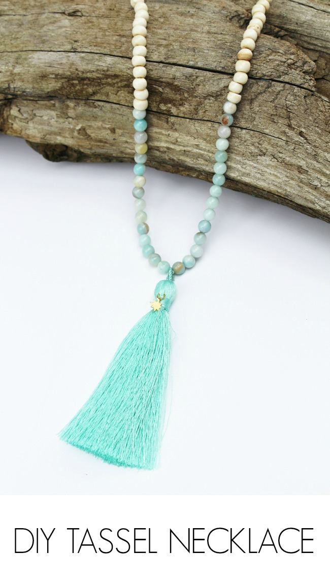 DIY_Tassel_Necklace_Artzy Creations 5