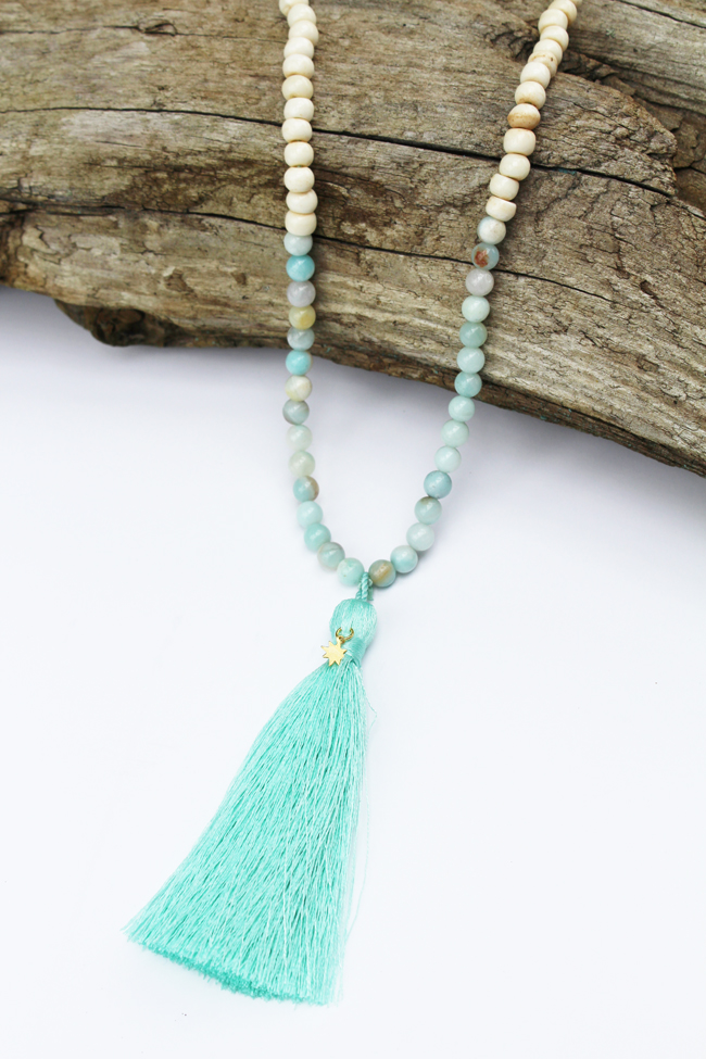 DIY_Tassel_Necklace_Artzy Creations 6