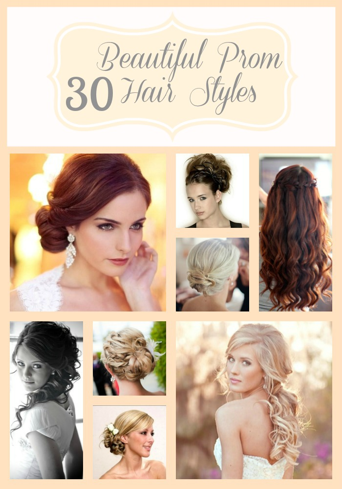 30 Prom Hairstyles Artzycreations Com