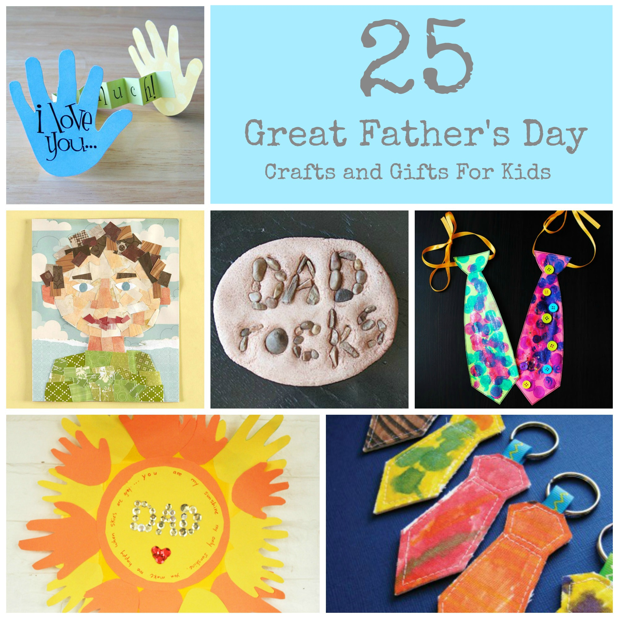fathers day craft idea s day ideas for archives artzycreations 4441