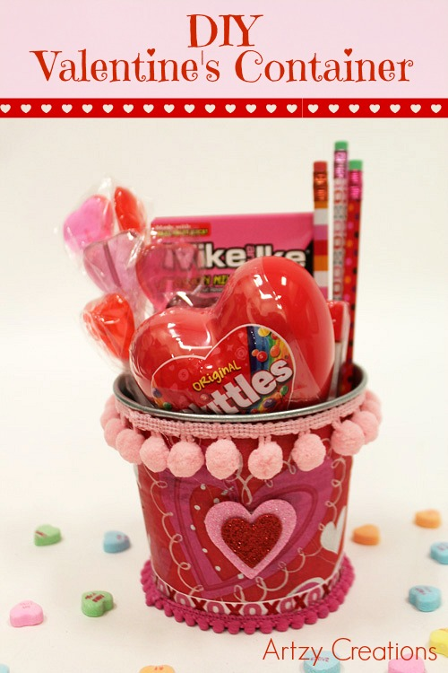 Valentines day Gift Containers