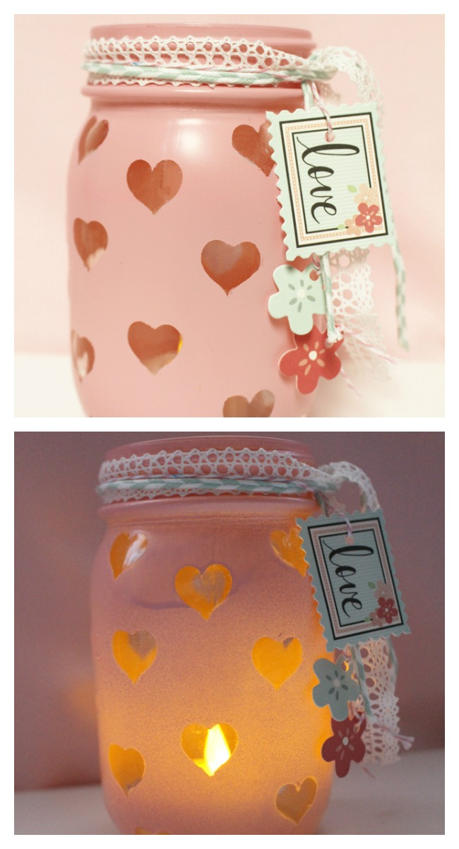 Easy-DIY-Valentine's Day-Votive 5